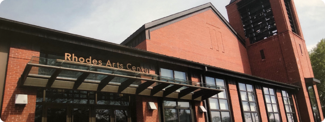 The Rhodes Art Center (Northfield Mount Hermon)